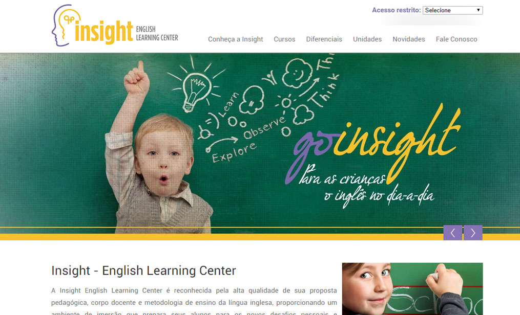 Insight English Learning Center